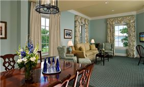 Hotel Cooperstown Room - Grand Lake View Parlor