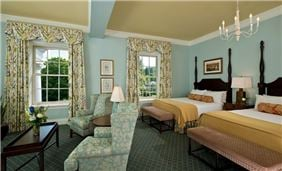 Hotel Cooperstown Room - Village Double Queen Suite