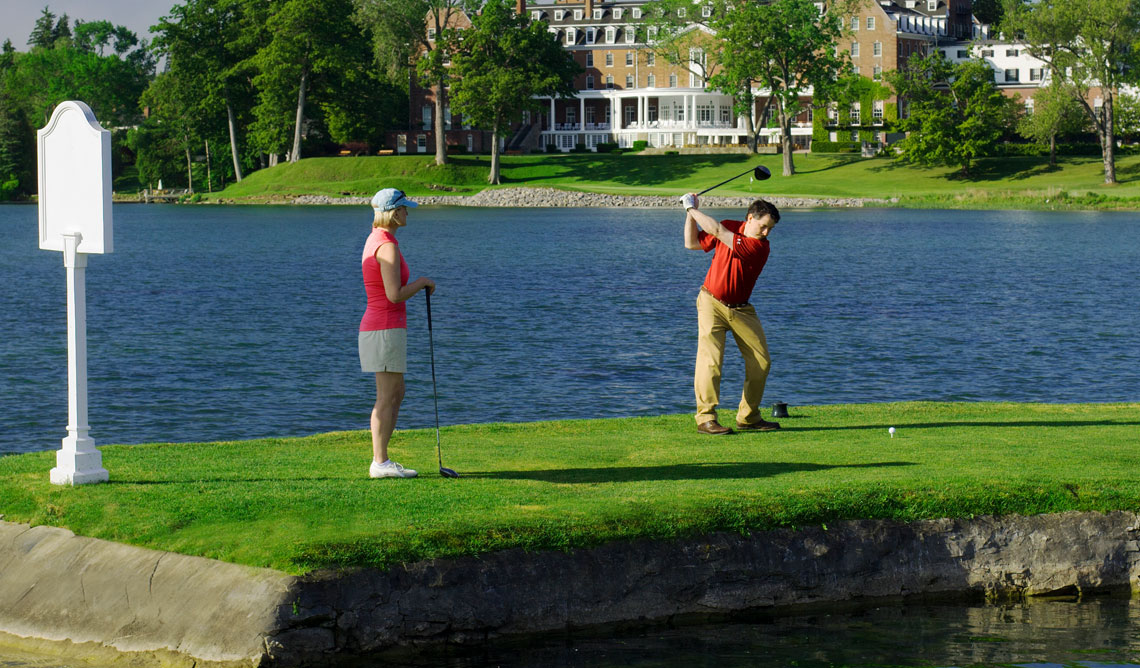 Leatherstocking Golf Course Cooperstown New York