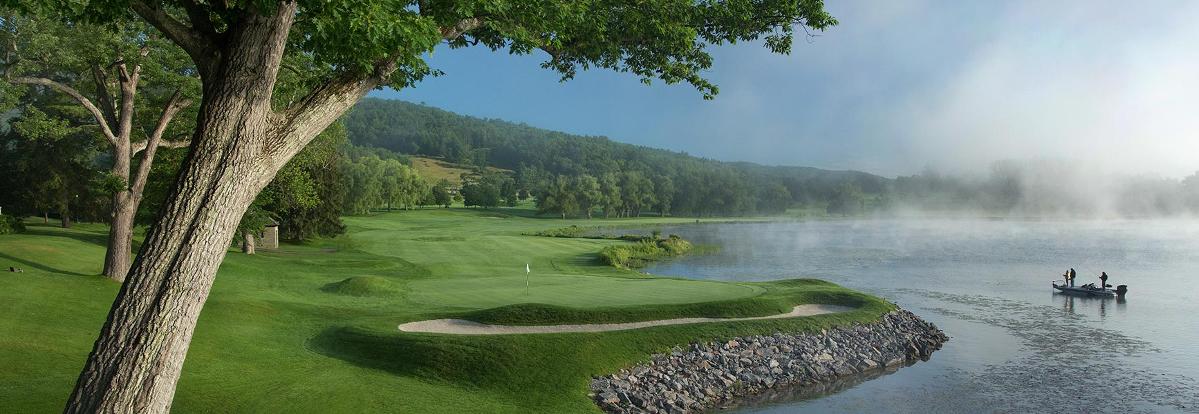 Award-Winning Course Info and Rates in Cooperstown New York