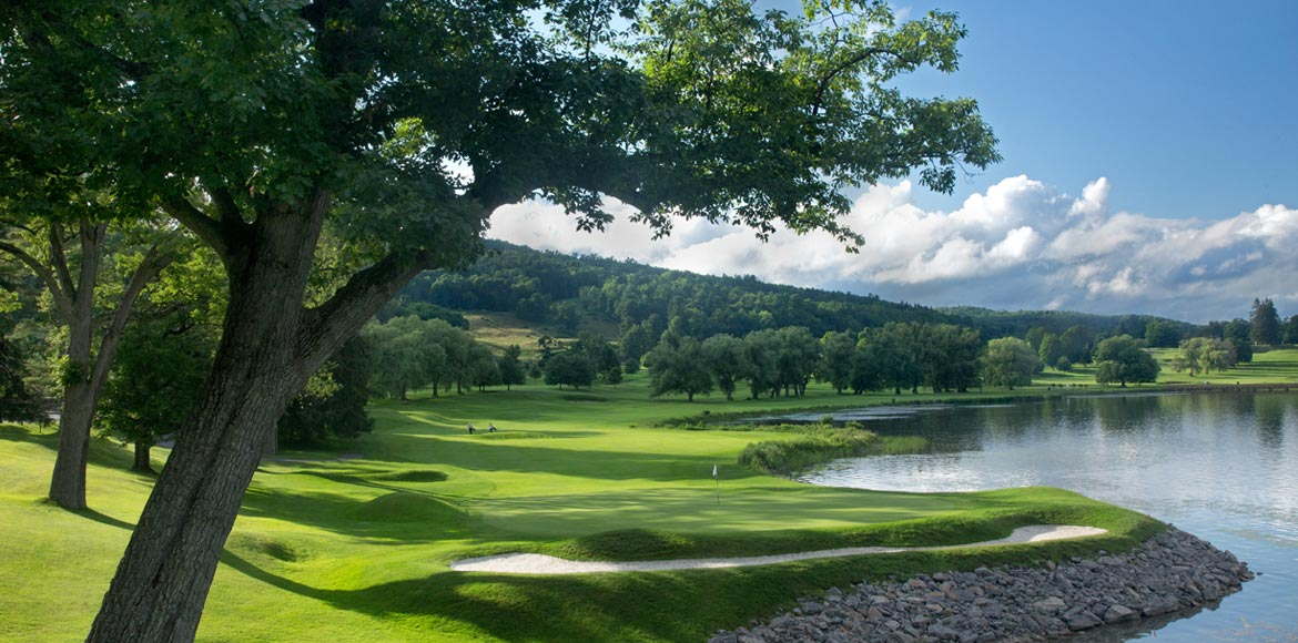 The Course in Cooperstown New York
