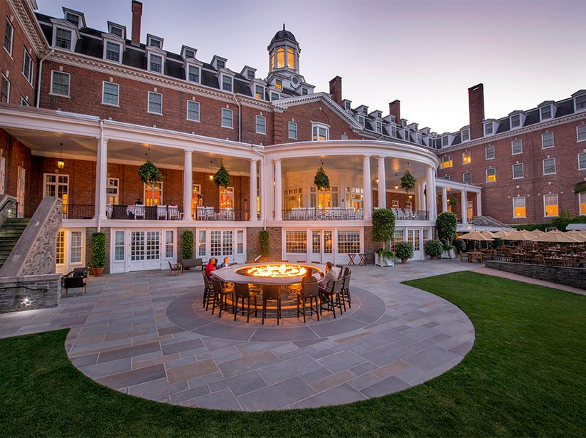 Dining Facilities at The Otesaga Resort Hotel Cooperstown, New York