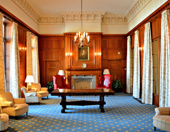 Oak Room of The Otesaga Resort Hotel
