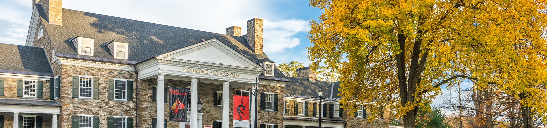 Fall For Fenimore Package at Cooperstown New York
