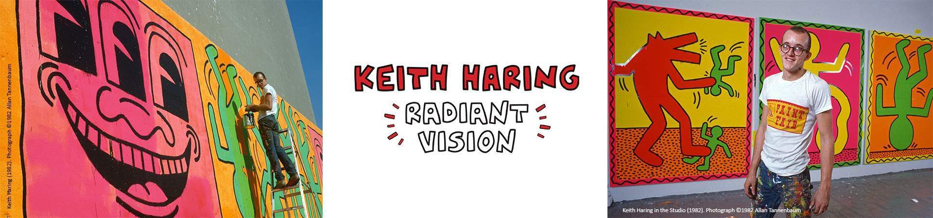 Keith Haring: Radiant Vision Package
