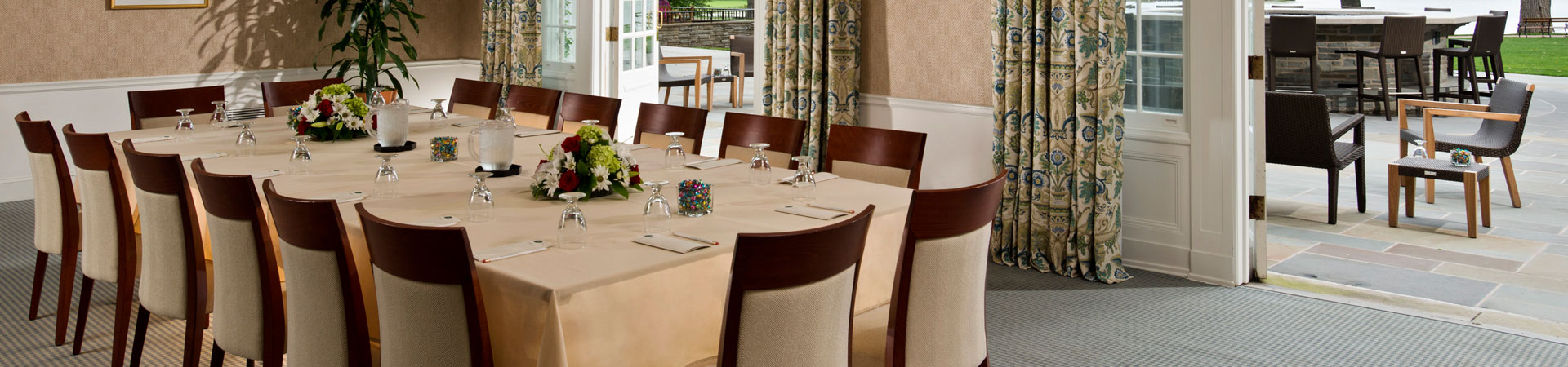 Venues in The Otesaga Resort Hotel Cooperstown, New York