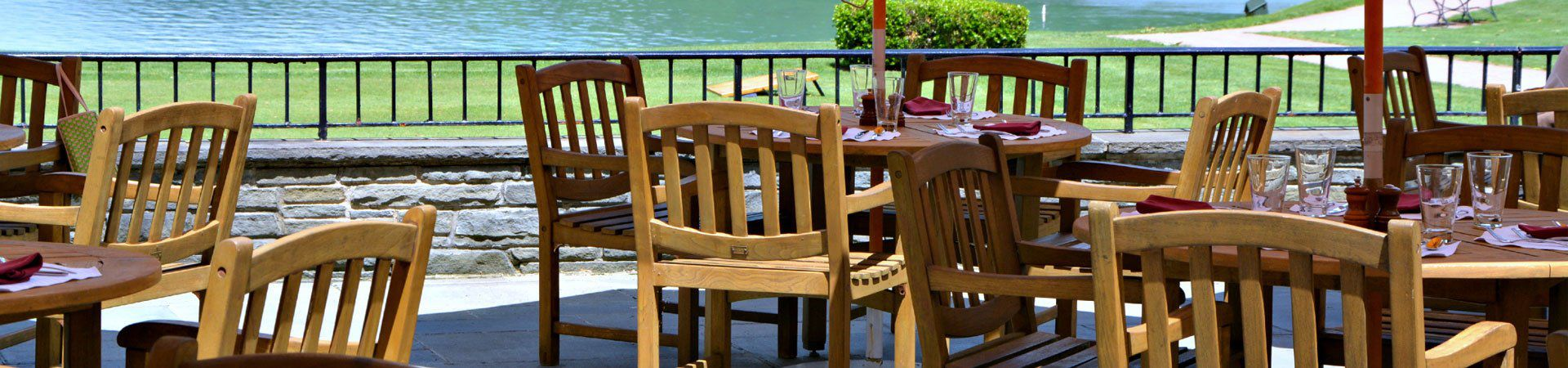 The Hawkeye Bar & Grill in The Otesaga Resort Hotel Cooperstown, New York