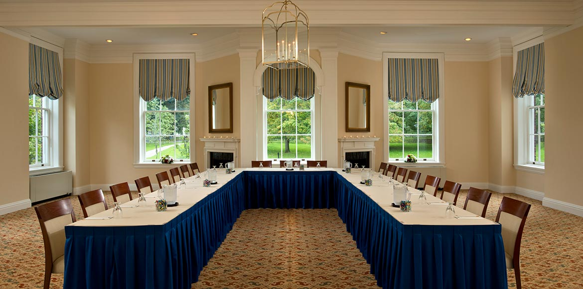 Floor Plans in The Otesaga Resort Hotel Cooperstown, New York