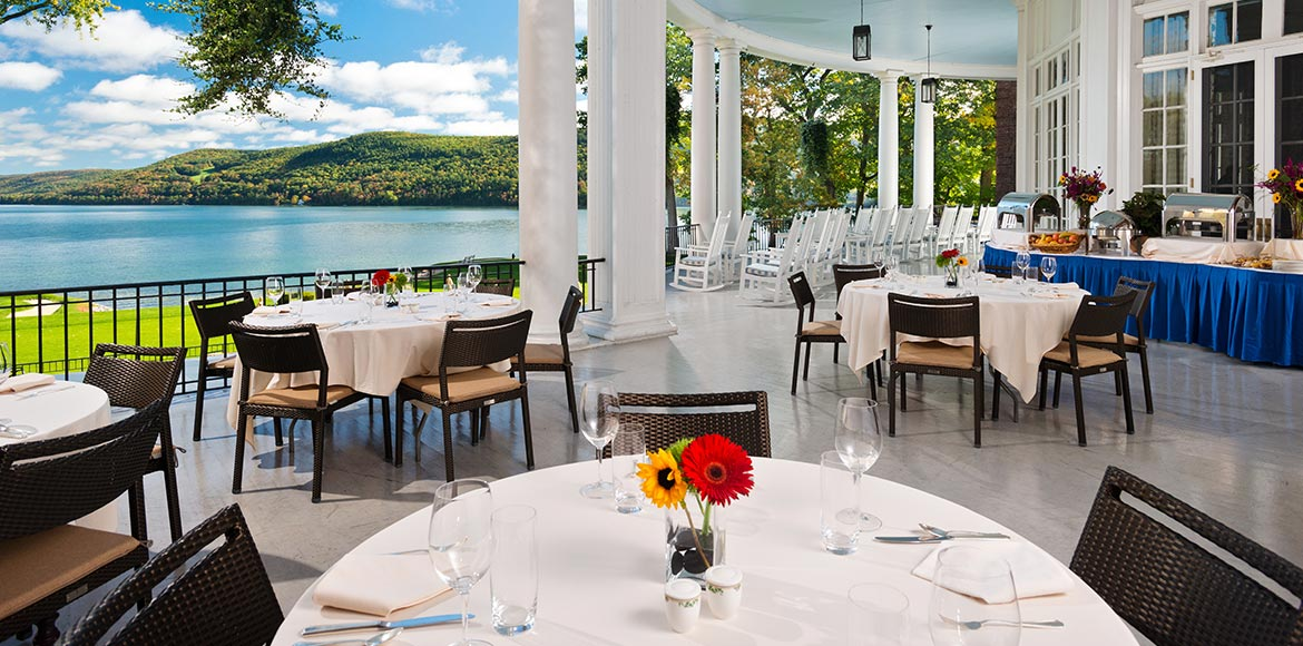 Team Building & Entertainment The Otesaga Resort Hotel Cooperstown, New York