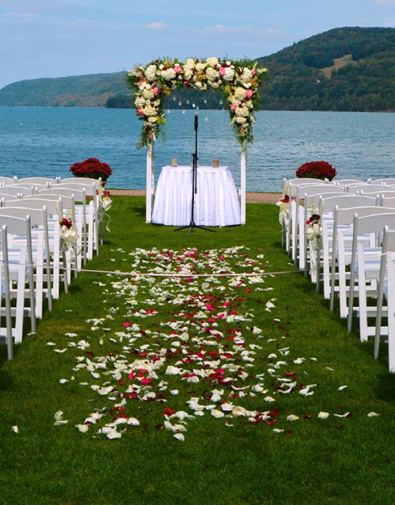 Wedding Facilities at Cooperstown, New York