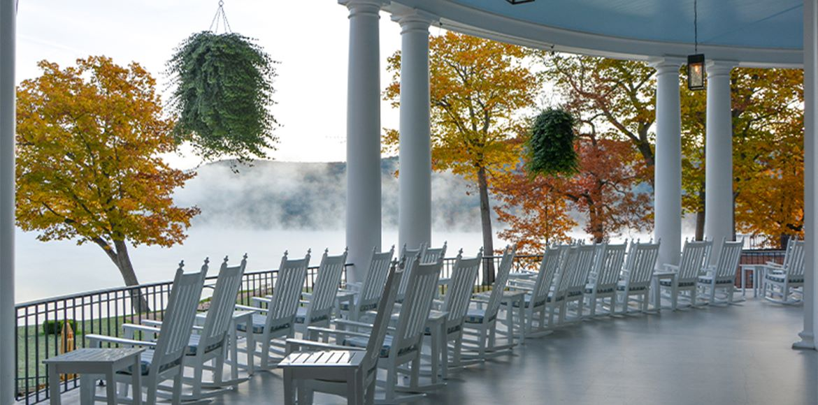 Autumn On The Lake Package in Cooperstown New York