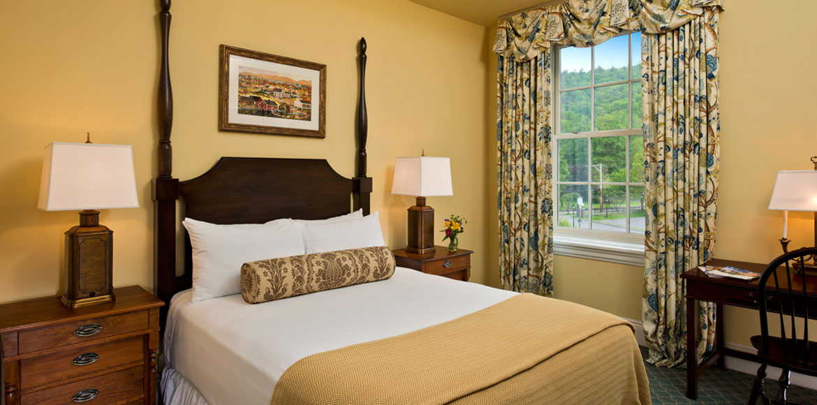 Traditional Room at The Otesaga Resort Hotel Cooperstown, New York
