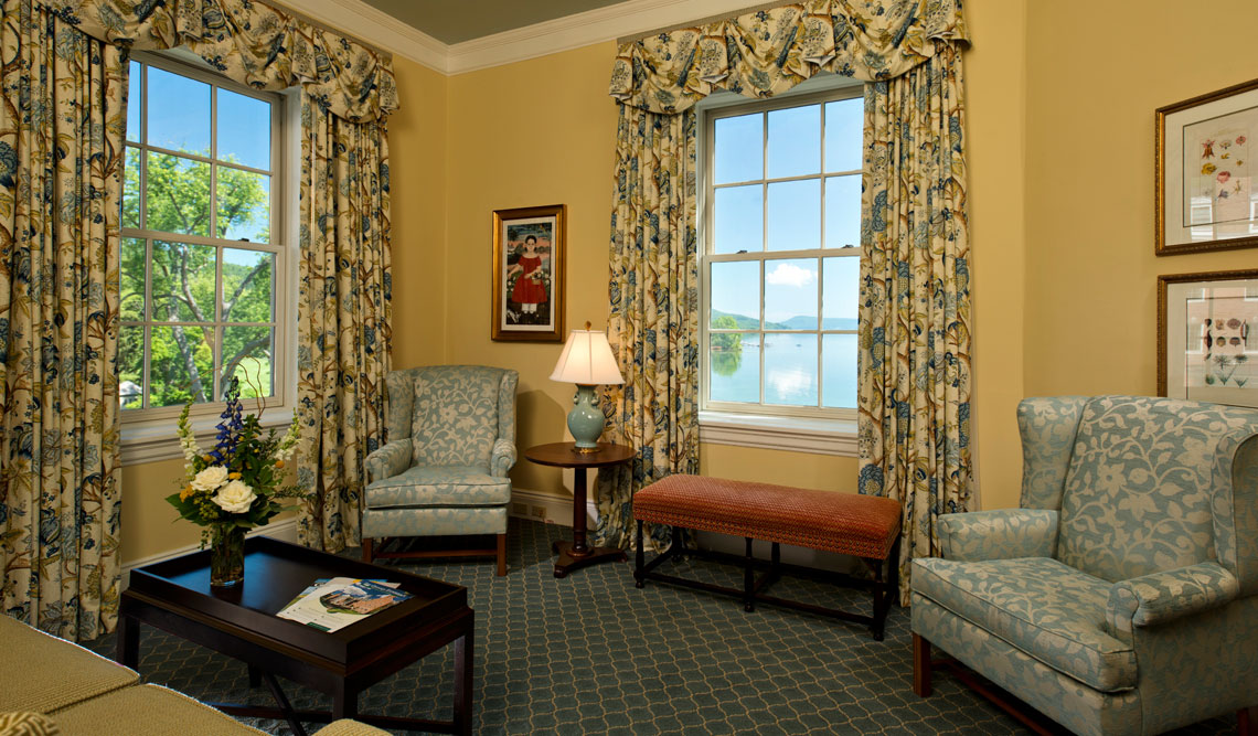 Suites at The Otesaga Resort Hotel Cooperstown, New York