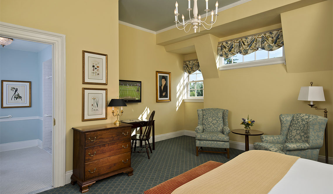 The Otesaga Resort Hotel ADA Accessible Guestrooms