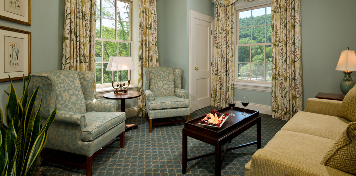 Village Suite at The Otesaga Resort Hotel Cooperstown, New York